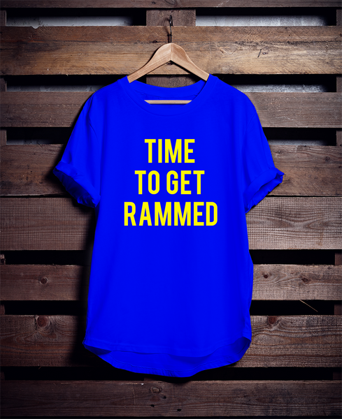 TIME TO GET RAMMED T-Shirt | Ryerson University