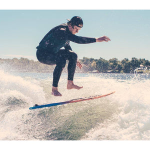 SWELL Wakesurf Creator™ 2.0 and Ultimate Comfort Comp Surf Vest - Bundle Deal