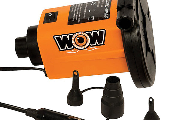 WOW World of Watersports 12v High Output Air Pump