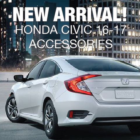 Honda Civic 16-17