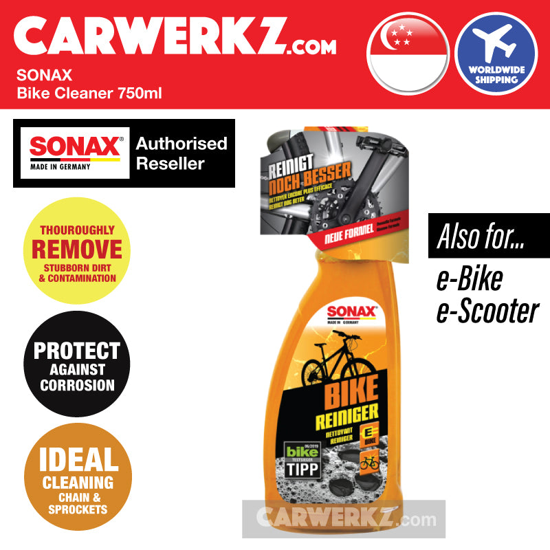 Sonax Bike Cleaner 750ml - CarWerkz