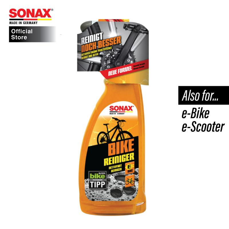Sonax Bike Cleaner 750ml - Official Sonax Store Singapore SG