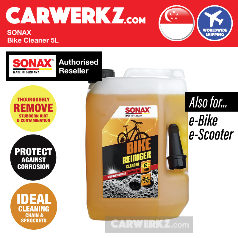 Sonax Bike Cleaner 5 Litre - CarWerkz