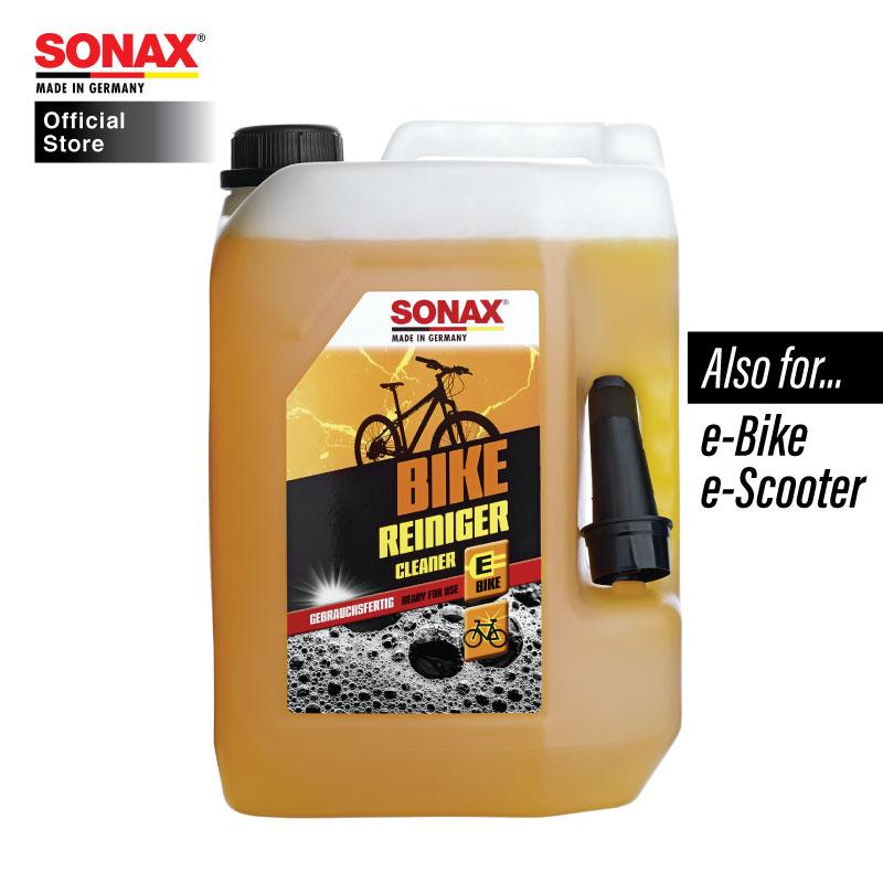 Sonax Bike Cleaner 5 Litre - Official Sonax Store Singapore sg