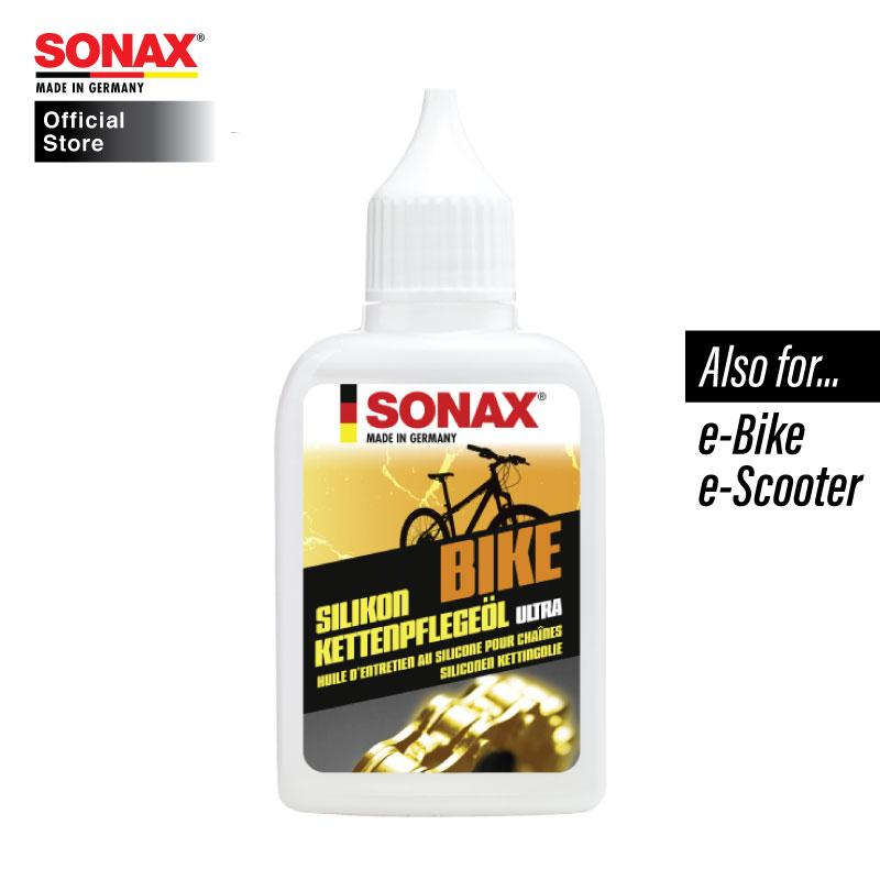 Sonax Bike Silicone Chain Care Oil 50ml - CarWerkz