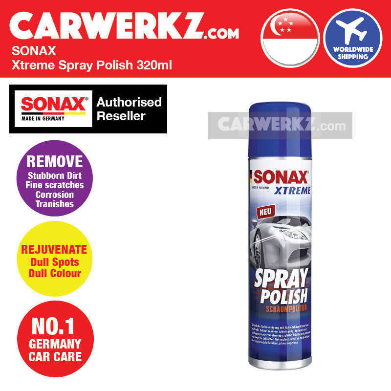 Sonax Xtreme Spray Polish 320ml - carwerkzsg