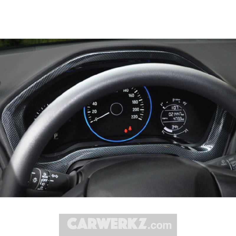 Honda Vezel HR-V 2013-2017 Dashboard Trimming Black - CarWerkz