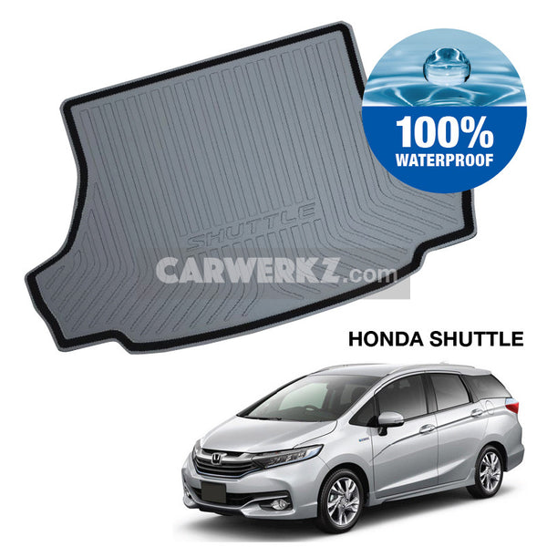 Honda Shuttle 2015-2017 2nd Generation TPO Boot Tray