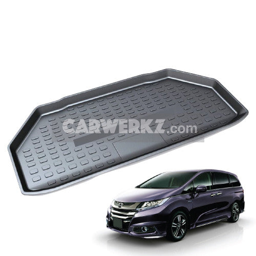 Honda Odyssey 2014-2019 5th Generation (RC)  Ultra Durable TPO Boot Tray Bootliner - CarWerkz