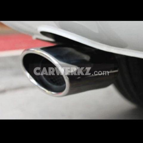 Honda Civic Muffler Tip Chrome