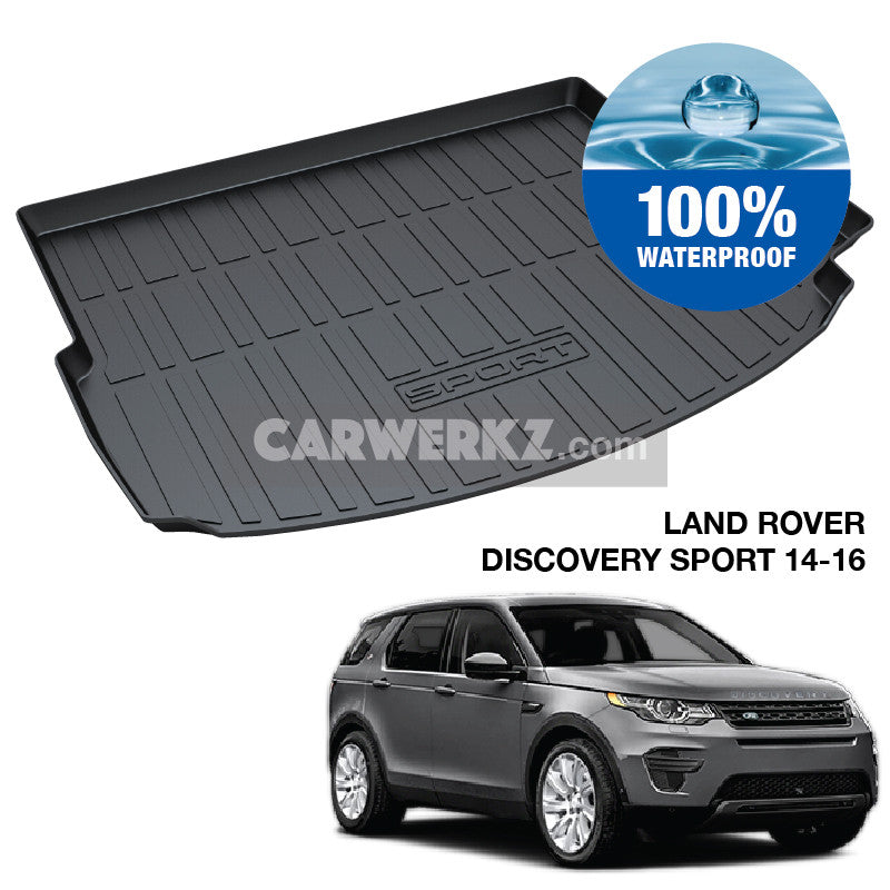 Land Rover Discovery Sport 2014-2017 (L550) TPO Boot Tray - CarWerkz