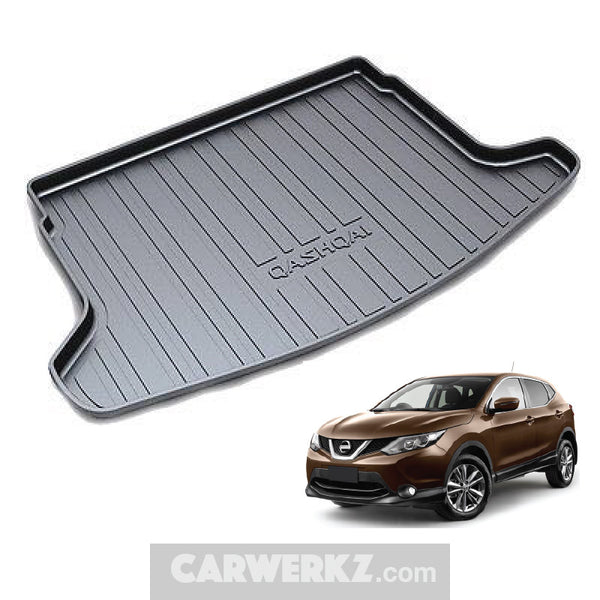 Nissan Qashqai 2013-2017 2nd Generation (J11) TPO Boot Tray