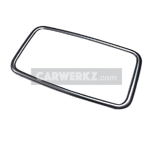 Toyota C-HR 2016-2017 Interior Rear Reading Light Lamp Cover Trim 1pcs Silver - CarWerkz
