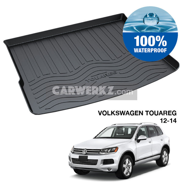 Volkswagen Touareg 2010-2016 2nd Generation (7P) TPO Boot Tray