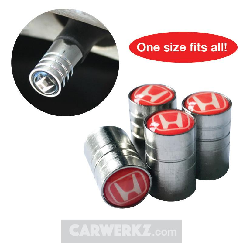 Honda Valve Cap 4 Pieces