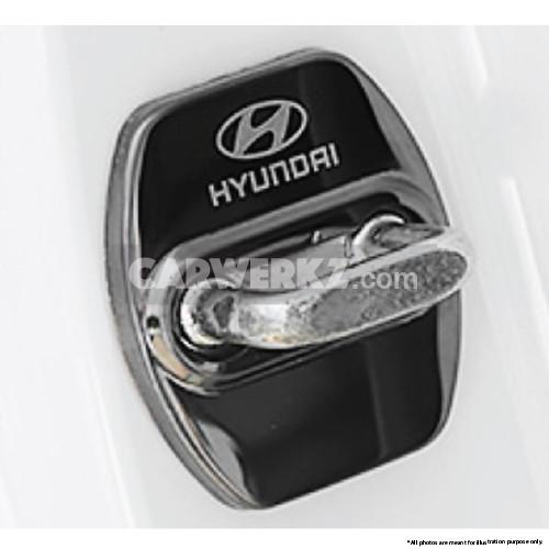 Hyundai Door Latch Protector Cover 4 Pieces