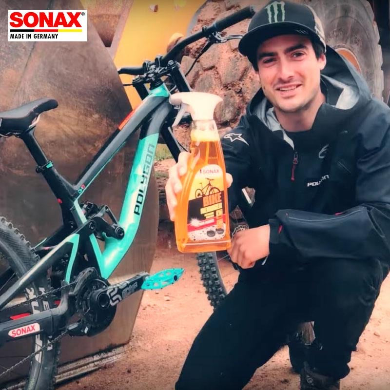 SONAX XTREME Clear View 1:100 Concentrate Nano Pro 250ml - CarWerkz professional bicycle wash range