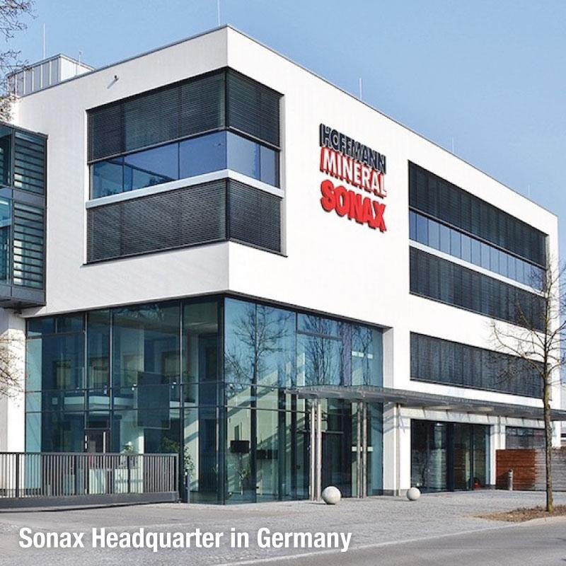 SONAX Synthetic Chamois - CarWerkz hoffman mineral neuburg germany headquarter