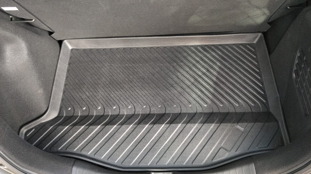 Honda Vezel Hybrid 2013-2019 2nd Generation Ultra Durable TPO Boot Tray Bootliner - CarWerkz