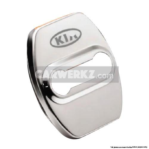 Kia Door Latch Protector Cover 4 Pieces