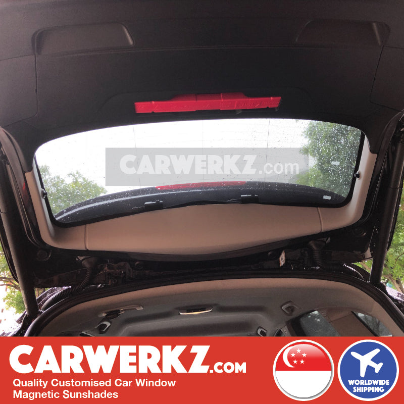 BMW 2 Series Active Tourer 2014-2019 (F45) Customised Luxury German Hatchback Car Window Rear Tailgate Sunshade 1 Piece - CarWerkz