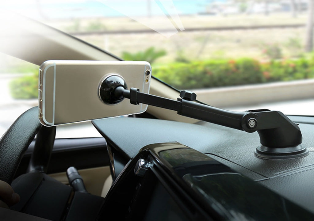 Baseus Mechanical Era Car Mount Gold - CarWerkz