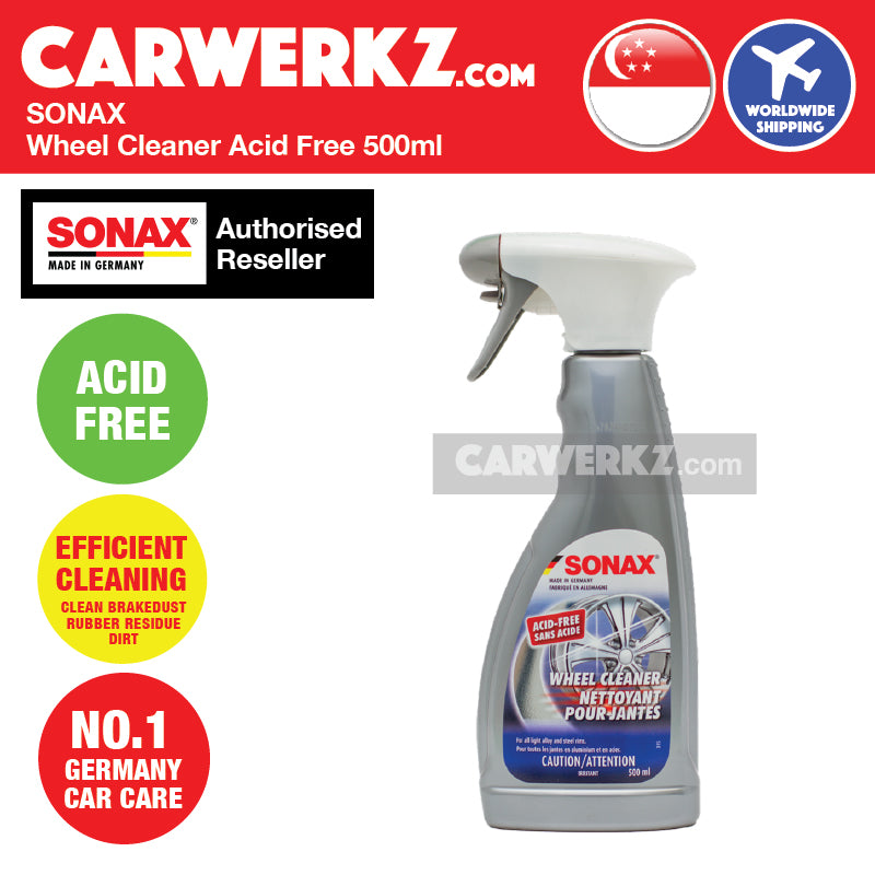 Sonax Xtreme Wheel Rim Cleaner Acid Free 500ml