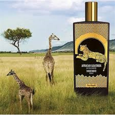 Memo African Leather edp 2.5oz / 75ml
