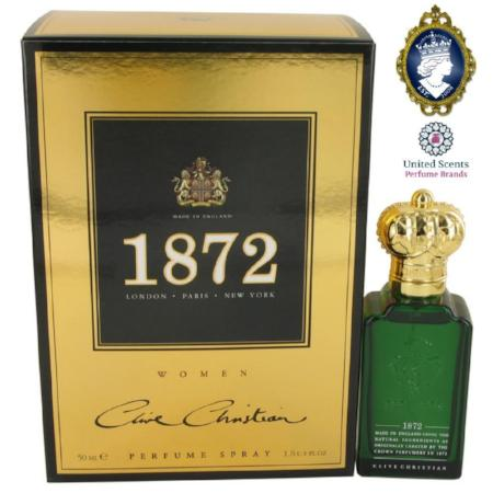 Clive Christian 1872 Women EdP 1.6oz / 50ml