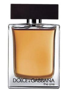 Dolce & Gabbana The One For Men EdT 3.4oz / 100ml