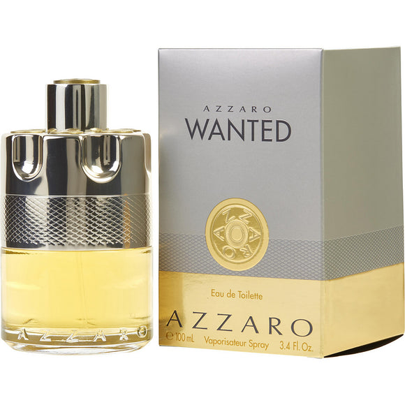 Azzaro Wanted EdT 3.4oz / 100ml