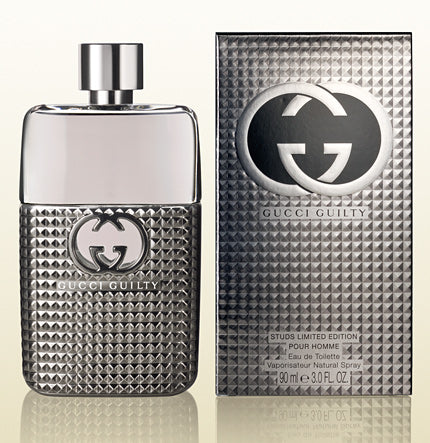 Gucci Guilty Studs Pour Homme EdT 3.0oz / 90ml