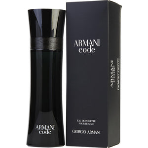 Giorgio Armani Code Men EdT 4.2oz / 125ml