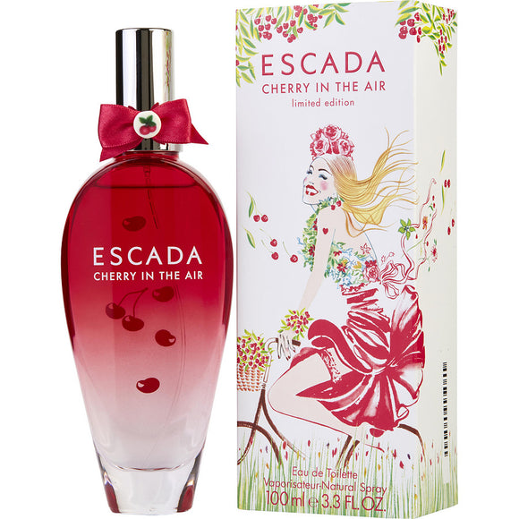 Escada Cherry In The Air EdT 3.4oz / 100ml