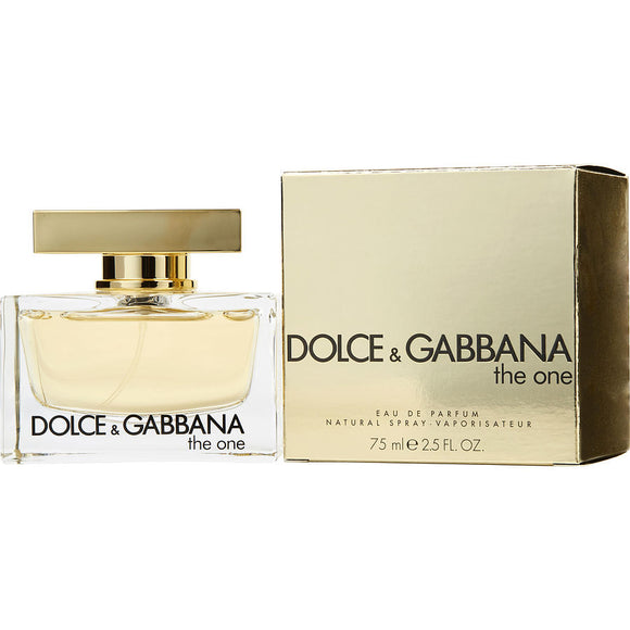 Dolce & Gabbana The One EdP 2.5oz / 75ml
