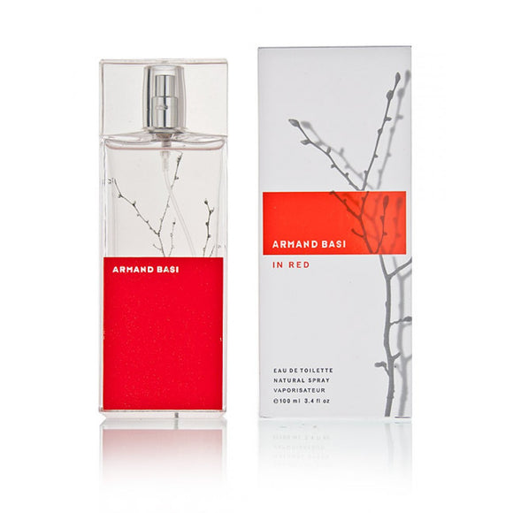 Armand Basi In Red EdT 3.4oz / 100ml