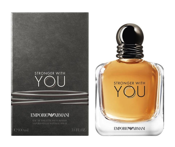 Giorgio Armani Emporio Armani Stronger With You EdT 3.4oz / 100ml