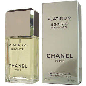 Chanel Platinum Egoiste edt 3.4oz / 100ml