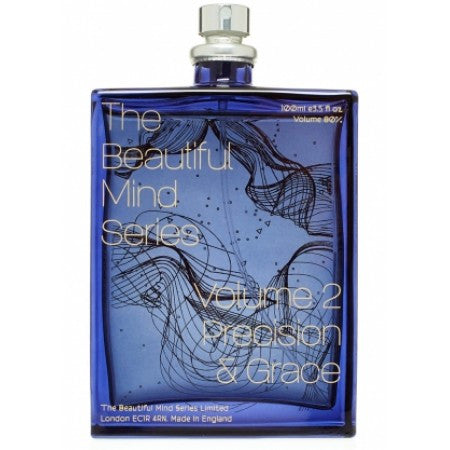 Escentric Molecules The Beautiful Mind Series 02 Precision And Grace edt 3.4oz / 100ml