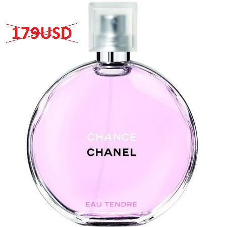 Chanel Chance Eau Tendre edt 3.4oz / 100ml