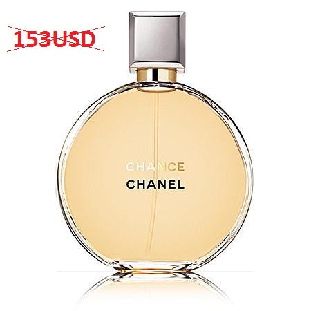 Chanel Chance Eau De Parfum edp 3.4oz / 100ml