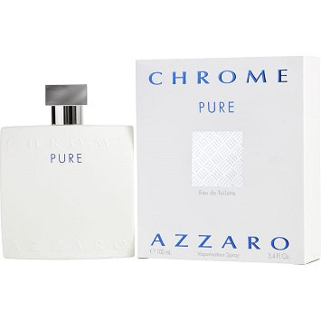 Azzaro Chrome Pure EdT 3.4oz / 100ml