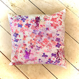 Hydrangea Collection Cushion Screen Printed
