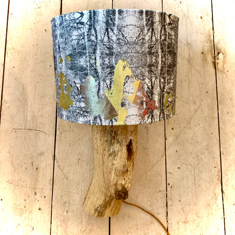 Into The Woods Collection Statement Lamp