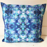 Cushion 'The Blue Inks' Collection