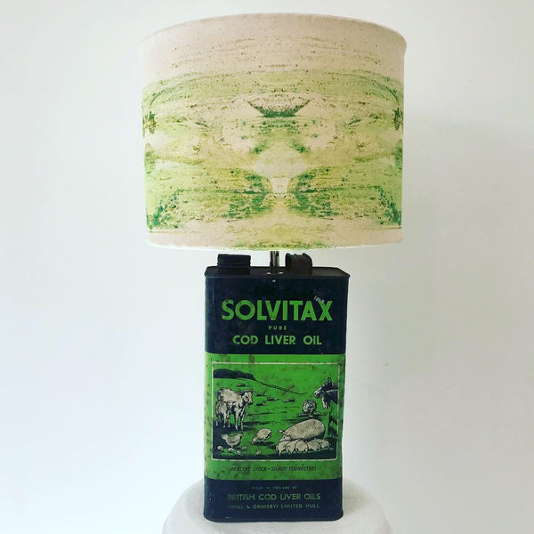 Table Lamp Medium 'Green Meadow' Collection