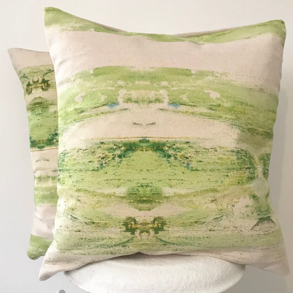 Cushion 'Green Meadow' Collection