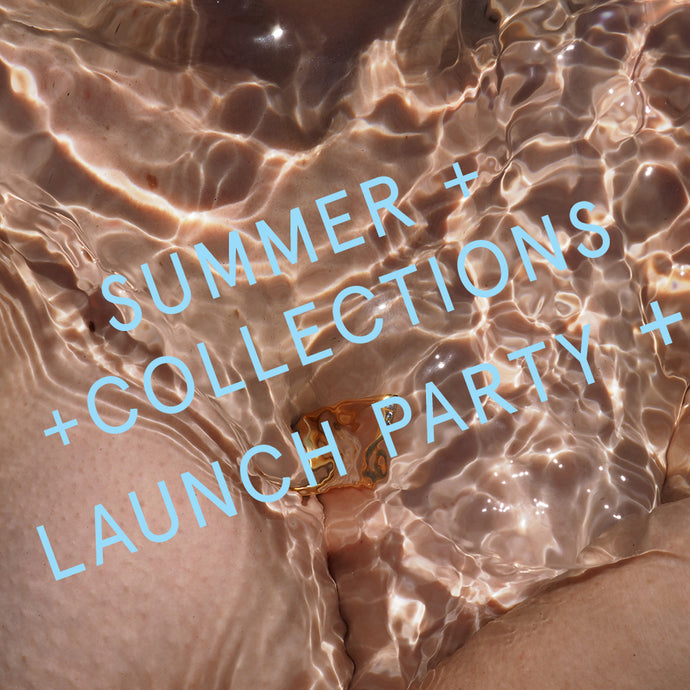 04.07 Berlin Fashion Week + Summer Collections Launch Party
