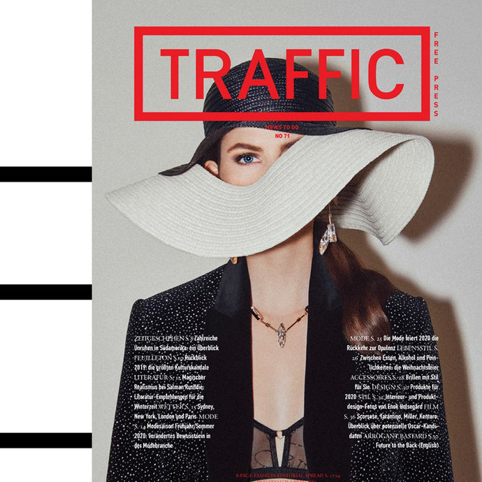 Traffic News To Go Magazine