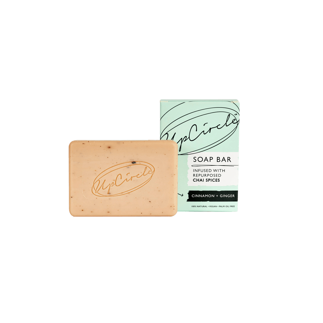 Up Circle - Cinnamon & Ginger Chai Soap Bar